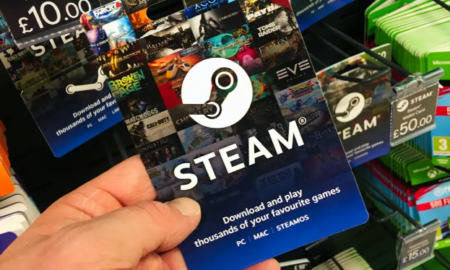 Steam-cards